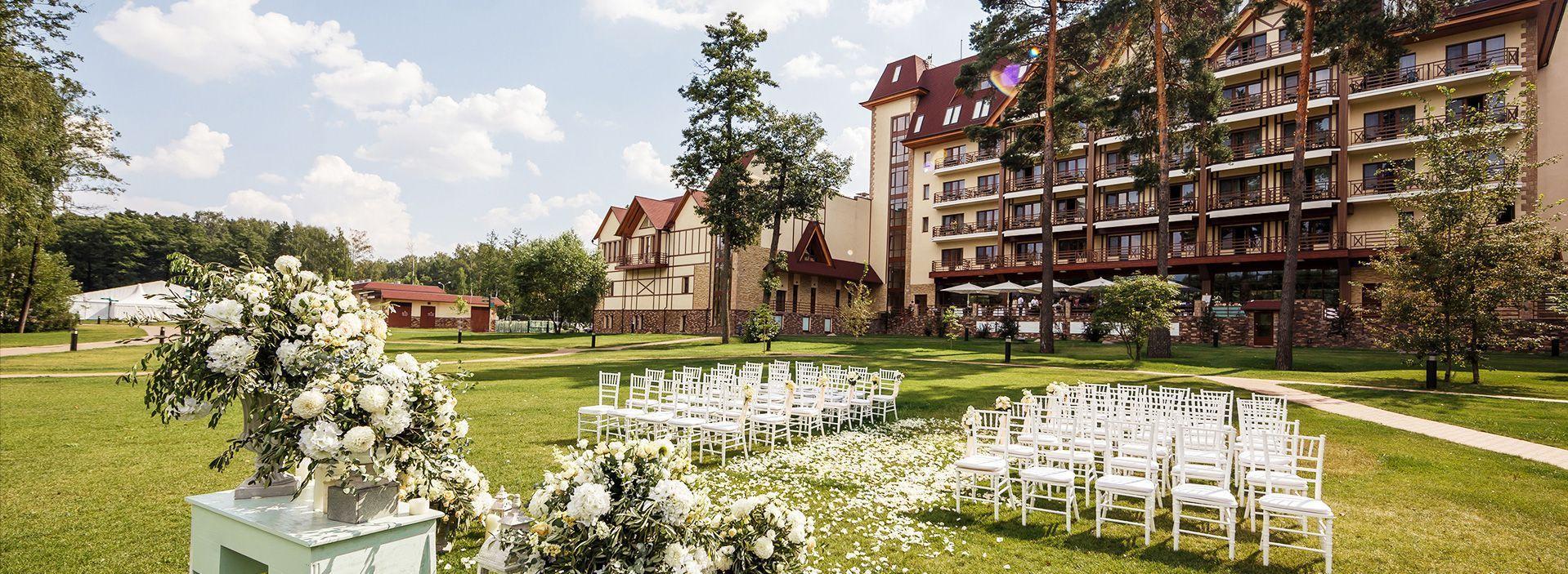 Выбор ресторана для празднования свадьбы